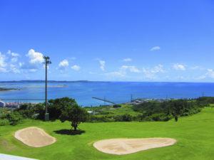 沖縄ゴルフ場