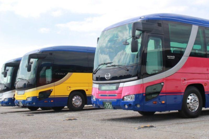 沖縄貸切バスのたび