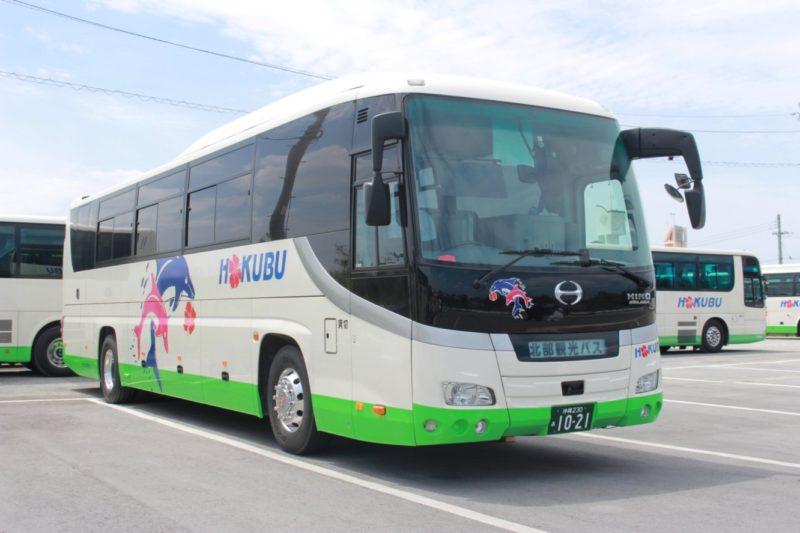 北部観光バス